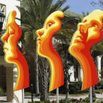Cecilia Lueza Sculptures and Public Art