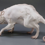Ceramic Sculpture: Beth Cavener Stichter