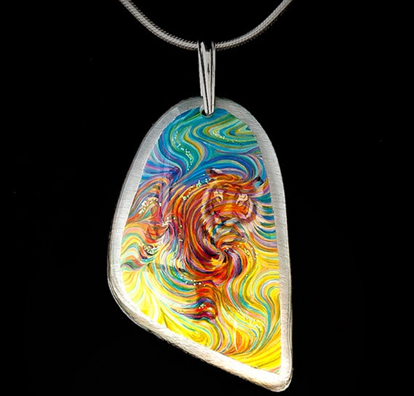 Tiger Energy Pendant