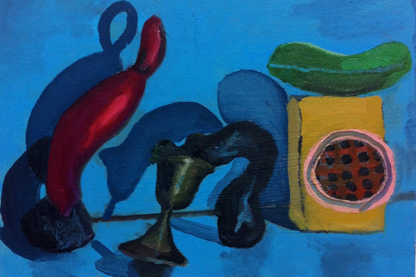 Blue Still Life - Copie