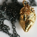 The Heavy Heart Pendant