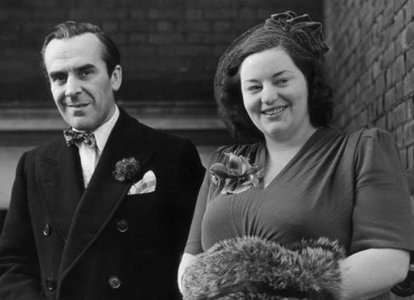 John Le Mesurier & Hattie Jacques