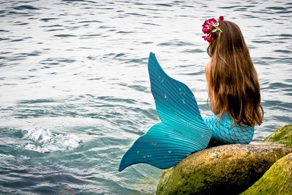 Little Mermaid at The Lake© All rights reserved Nik Barte