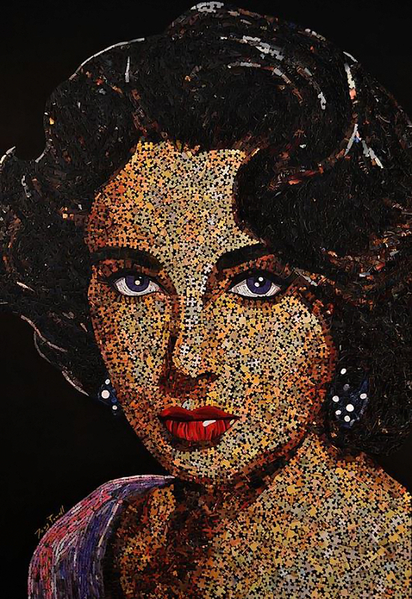 Doug Powell S Puzzle Portraits K O Jewel