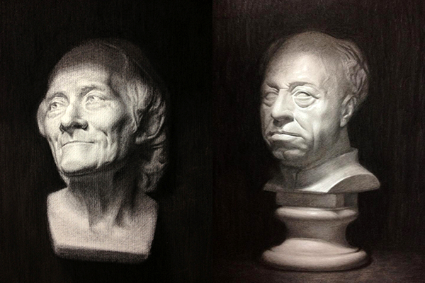 Voltaire and Brontolone