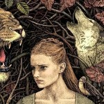 Girl and the beasts M.K.