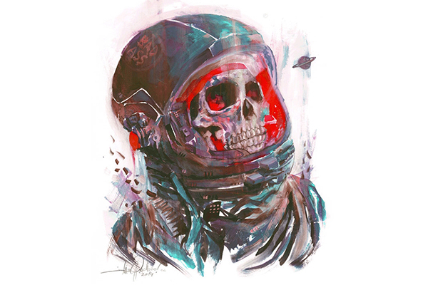Death in Space - Copy