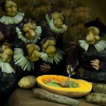 The Anatomy Lesson of Dr. Pickled Cabbage - J.D