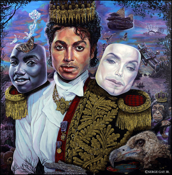 Imagination (inspired by Michael Jackson,)