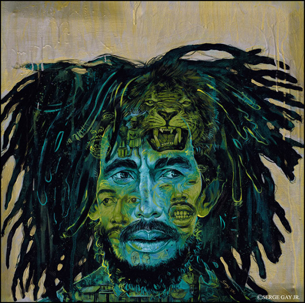 Love Movement (inspired by Bob Marley)